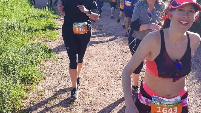 סיפור הריצה שלי במרוץ הרי הגעש בגולן