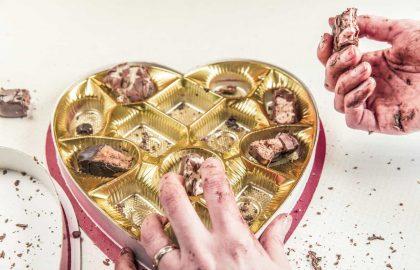 איך להפסיק לאכול שוקולד?
