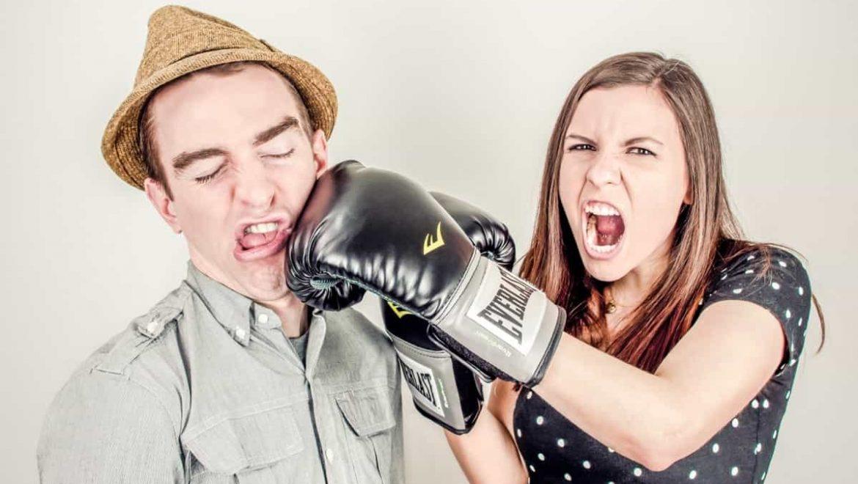האם כעס באמת מכוון כלפינו?