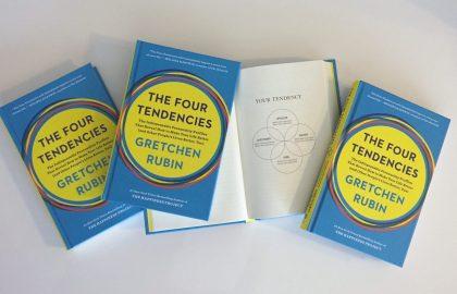 ארבע הנטיות של גרטשן רובין